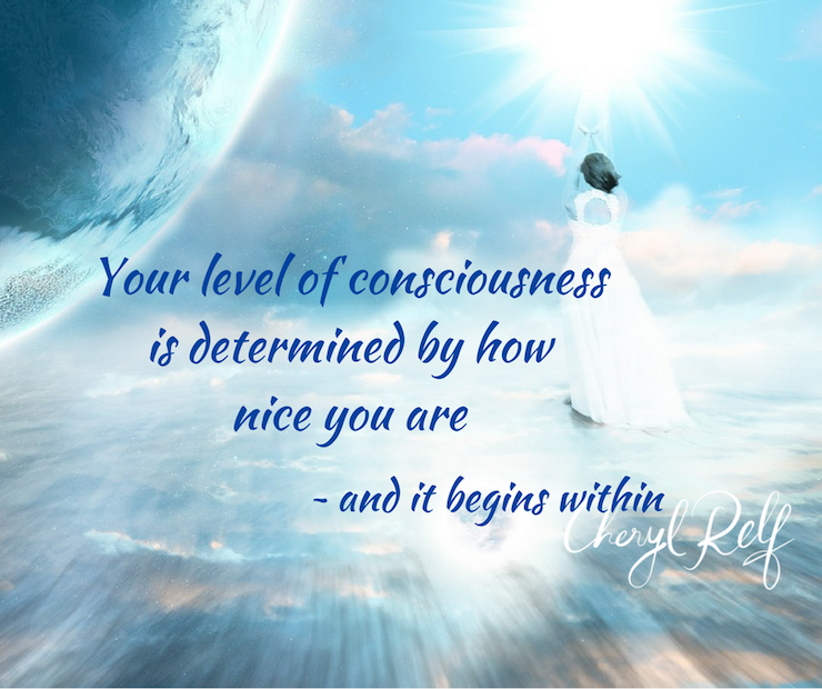 Naughty or Nice?  A Simple Tip to Raise Your Vibrational Frequency